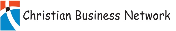 Christian Business Network Logo